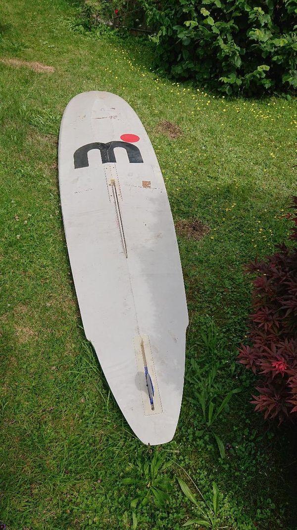 Surfbrett Mistral Malibu - Oldtimer