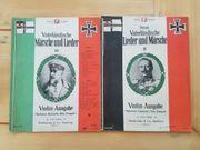 Vaterlaendische Musik Märsche Notenblätter für