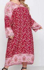 Tolles leichtes dünnes Tunika Kleid