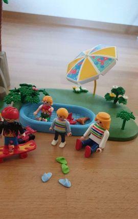 Spielzeug: Lego, Playmobil - Playmobil Pool Spielplatz