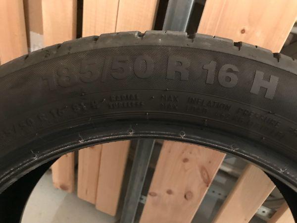 Conti Sommerreifen 185 50R16