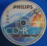 Philips CD-R 700MB 50-er Spindel