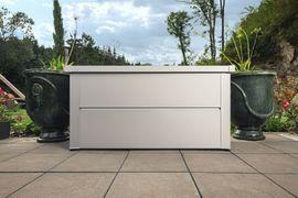 Sonstiges für den Garten, Balkon, Terrasse - ILESTO Benni-Boy Auflagenbox Gartentruhe Aufbewahrungsbox