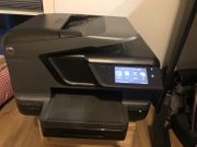 HP Officejet Pro Drucker WLAN