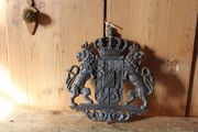 Bayrisches Wappen aus Eisen 35cm