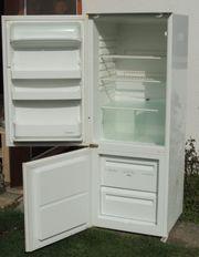 Zanker Kühl-Gefrierkombination Kühlschrank Modell ZKK