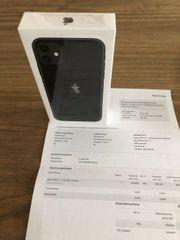 iPhone 11 128GB Schwartz Ohne