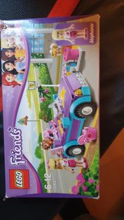 lego Friends Stephanies Auto