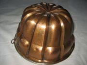 alte Backform Back-Form Kuchenform Puddingform