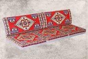 Orientalische Shisha-Sitzecke Sark Kösesi 5-tlg
