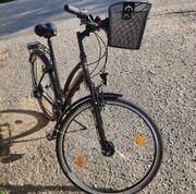 Trekking Bike Fahrrad Damen 28
