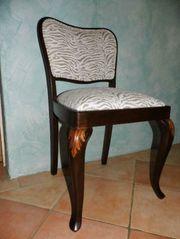 Chippendale Stuhl Sessel Sofa Biedermeier