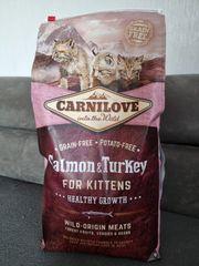 Carnilove Kitten Trockenfutter