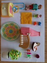 PLAYMOBIL Zauberhaftes Babyzimmer 5334