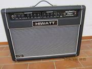Gitarrenverstärker HiWatt Maxwatt G100R wenig