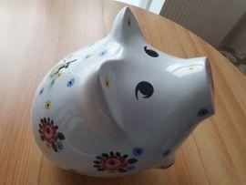 Sparschwein einzigartig handbemalt: Kleinanzeigen aus Nürnberg Mögeldorf - Rubrik Sonstige Sammlungen