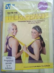 DVD - Theraband Übungen mit Theraband
