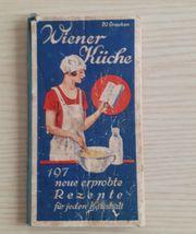 Wiener Küche - altes Kochbuch