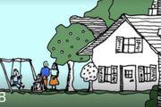 junge Familie sucht Haus oder