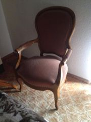Louis Philippe Stil Stuhl Nachbildung