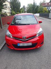 Toyota Yaris 1 0 VVT-i
