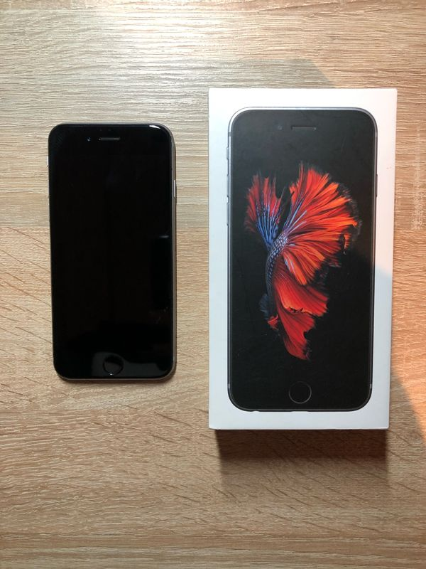 Iphone 6s 64Gb Spacegrey