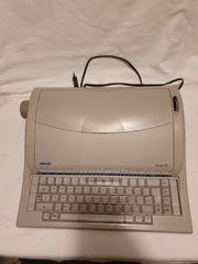elektrische Schreibmaschine Olivetti Linea 101
