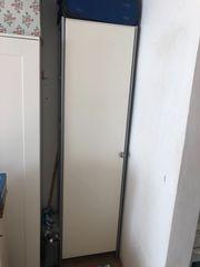Ikea Journalist hoher weißer Schrank