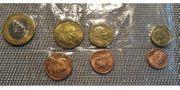 Münzsatz Vatikan Euro Probe Ecco