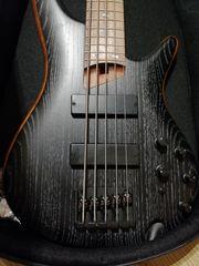 Ibanez Bass SR675-SKF neu mit