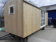 Bauwagen Wohnwagen Tinyhouse HOLZ in