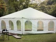 Festzelt Partyzelt Pavillon Überdachung 2Stück