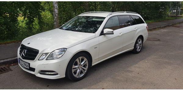 Mercedes E Klasse 220 CDI