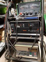 Lichtmaschinen u Anlasser Tester BOSCH