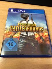 PS4 Spiel BATTLEGROUNDS Playerunknow s