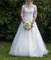 Brautkleid Hochzeitskleid 6191 Sweetheart Größe