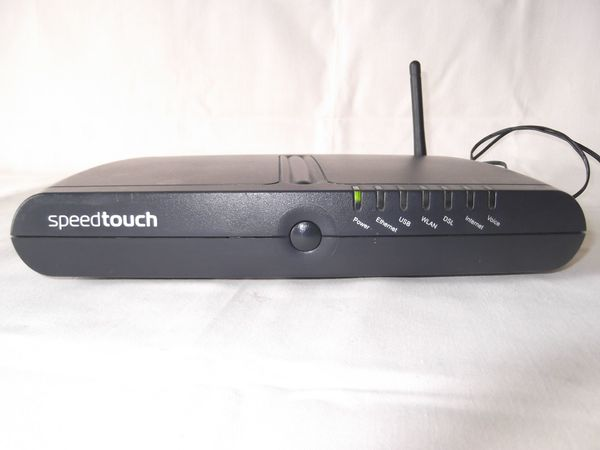 Speed Touch Wlan Router