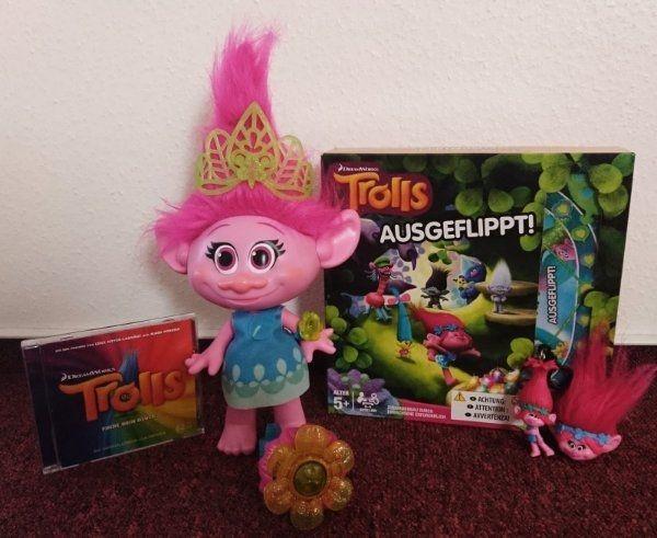 Trolls Poppy Spielpaket