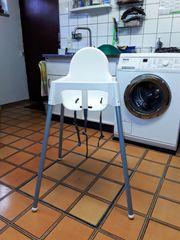Biete TOP Ikea Kinderhochstuhl Antilop