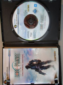 PC Gaming Sonstiges - Lost Planet Extreme Condition PC