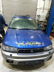 Schlachtfest Subaru Legacy Outback BD