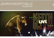 Suche Keith Urban Sitzplatzkarten Frankfurt