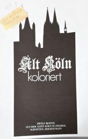 Alt Köln kolorier