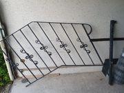 Massives Eisen Stahl Geländer o