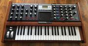 Moog Voyager Keyboard