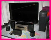 3D-TV-AV-System und Dolby Digital Surround