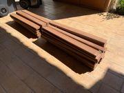 42 Stck Hartholzbretter zu verkaufen
