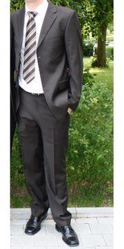 Strellson Anzug braun