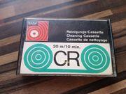 Reinigungs-Casette Kasette