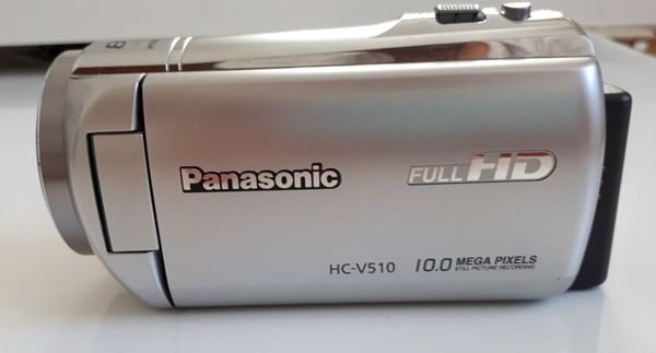 Full HD Camcorder Panasonic HC-V510